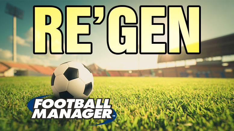 Regen Newgen Yeni Jenerasyon FM football manager