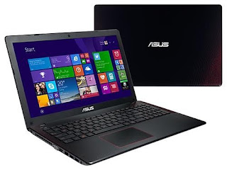Asus X550JX Drivers Windows 8.1 64 bit and Windows 10 64 bit