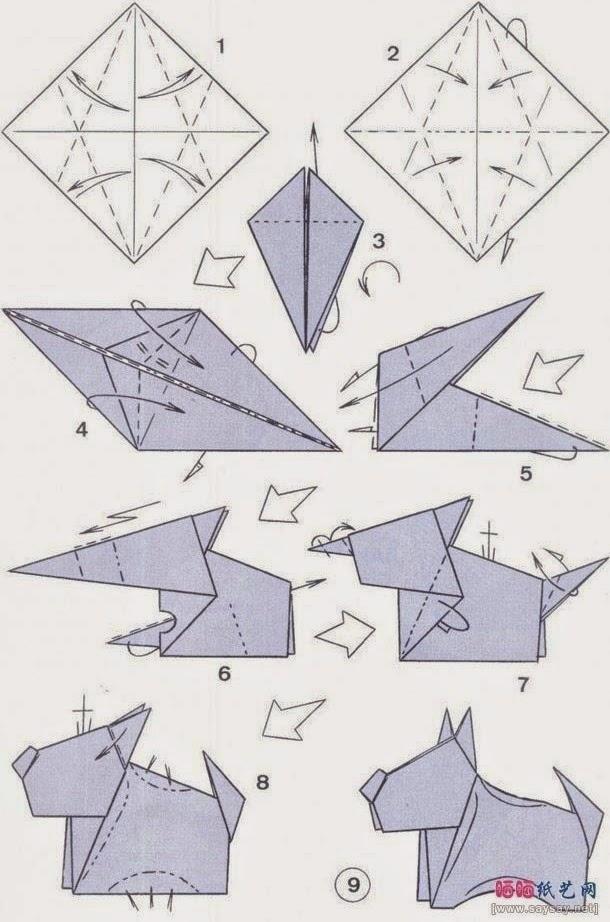 Origami Maniacs 5: Origami Animals - YouTube | 922x610