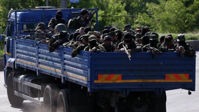 На Донбассе взорван грузовик с боевиками: в ВСУ сообщили подробности