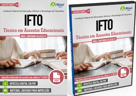 apostila-tecnico-em-assuntos-educacionais-ifto-2018