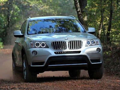 BMW X3 Off Road Normal Resolution HD Wallpaper 10