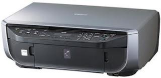 Cara Reset Ink Level Printer Canon MX308