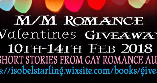 The Great M/M Romance Valentines Giveaway!
