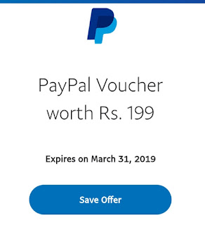 paypal latest offers coupan duniya offerzbuddy