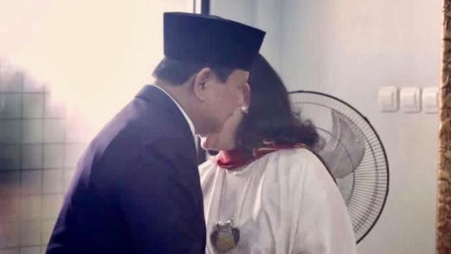 Ssst.. Hashim Djojohadikusumo Bocorkan 'Jodoh' Prabowo
