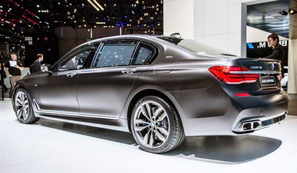 2017 bmw m760i xdrive review specs and engine auto. Black Bedroom Furniture Sets. Home Design Ideas