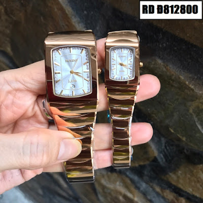 Đồng hồ cặp đôi Rado RD Đ812800