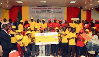 Shell LiveWIRE Nigeria Programme 2018