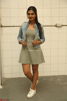 Neha Despandey in short deep neck dress at the Silk India Expo Exhibition ~  Exclusive 107.JPG