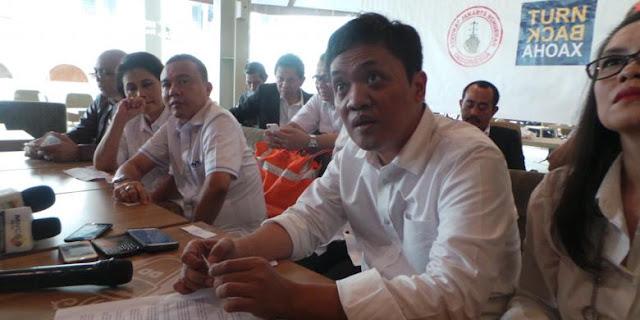 Habiburokhman Tak Percaya Teman Ahok Kumpulkan 532 Ribu KTP Dukungan