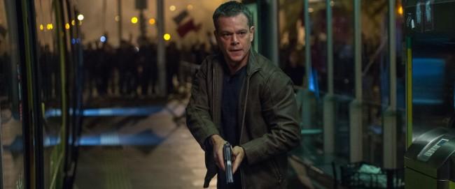Jason Bourne [2016] - Jason Boring