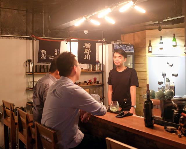 Nomi Tomo Sake Bar @ Bukit Damansara