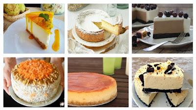6 tartas de queso irresistibles
