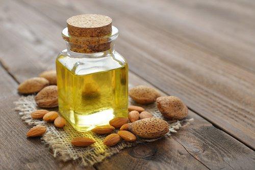 L'huile d'amande douce