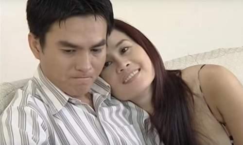 """Thân Thúy Hà (phải) và Cao Minh Đạt trong """"Tình yêu còn lại"""""""