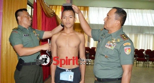 Pangdam Wirabuana,Anak Yang Sehat,Cerdas Pasti Jadi Prajurit TNI