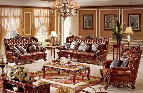Các mẫu sofa phòng khách tân cổ điển rất đáng sở hữu