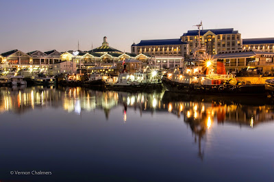 Image: Vernon Chalmers - Sunrise over the V&A Waterfront Cape Town
