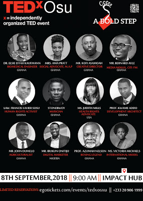 TEDXOsu Releases Speakers For September 8th Conference