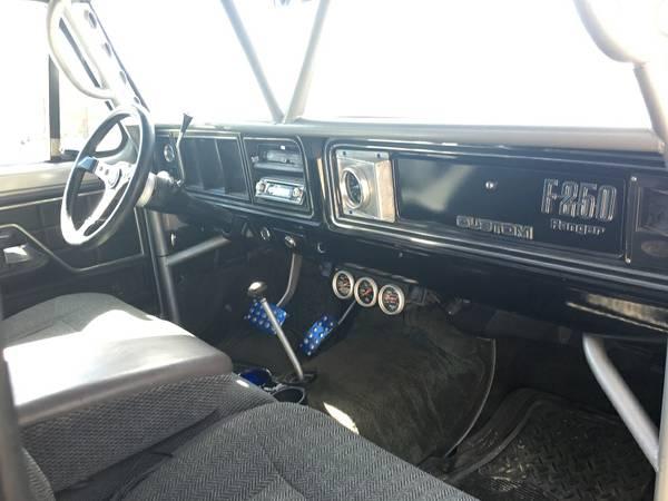 Ford F250 Super Duty For Sale >> Nice Custom Build, 1973 Ford F250 High Boy 4x4 - 4x4 Cars