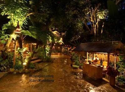 Kampung Daun | Wisata Lembang