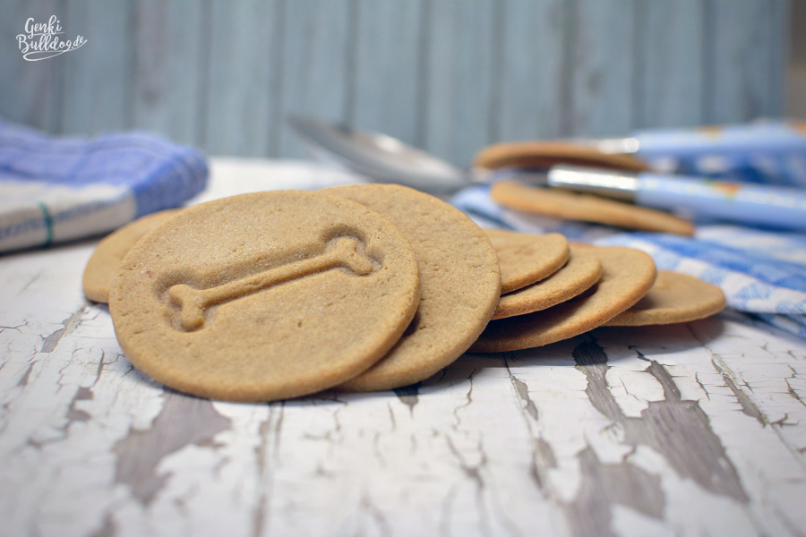 Rezept: Rind-Kartoffel Kekse für Hunde