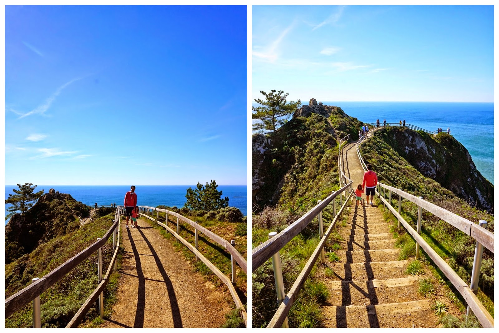 From The Muir Beach Outlook There Are Number Of Great Options If You Want To Continue Exploring Area Stinson Is About 5 Miles Down Road And