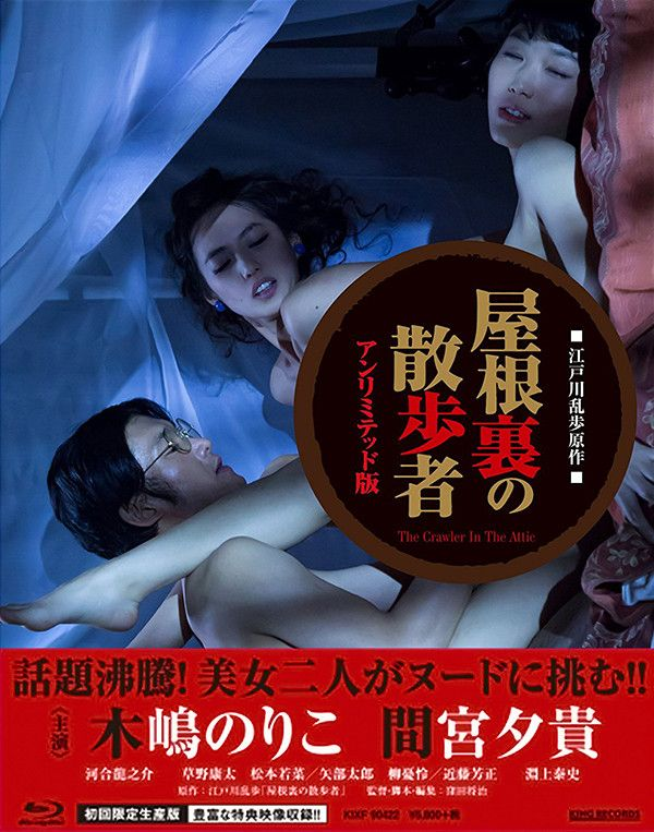 The Crawler in the Attic (2016) [japan 18+]