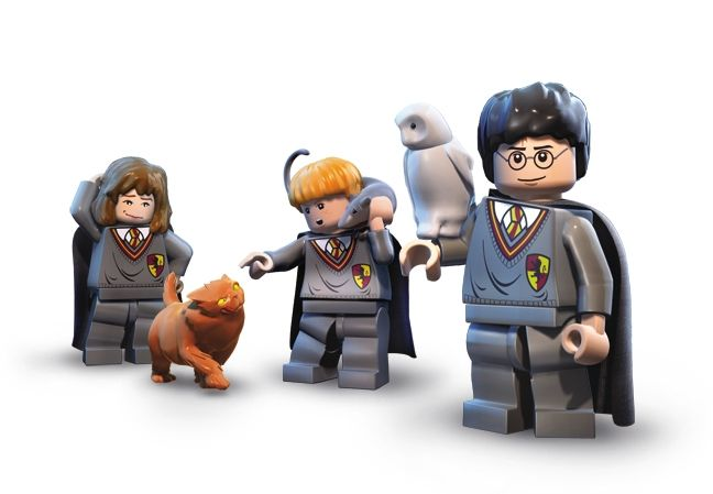 Harry Potter LEGO contest
