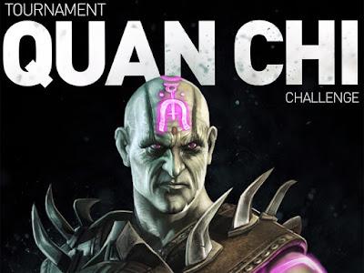 Quan Chi Torneo - MKX Mortal Kombat X mobile