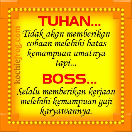 DP BBM Kata2 Lucu Cocok untuk Karyawan  Mampir Guys