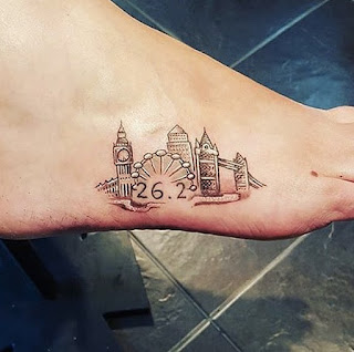 foto 6 de tattoos en los pies