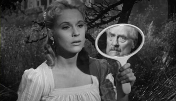 Bibi Andersson in Wild Strawberries