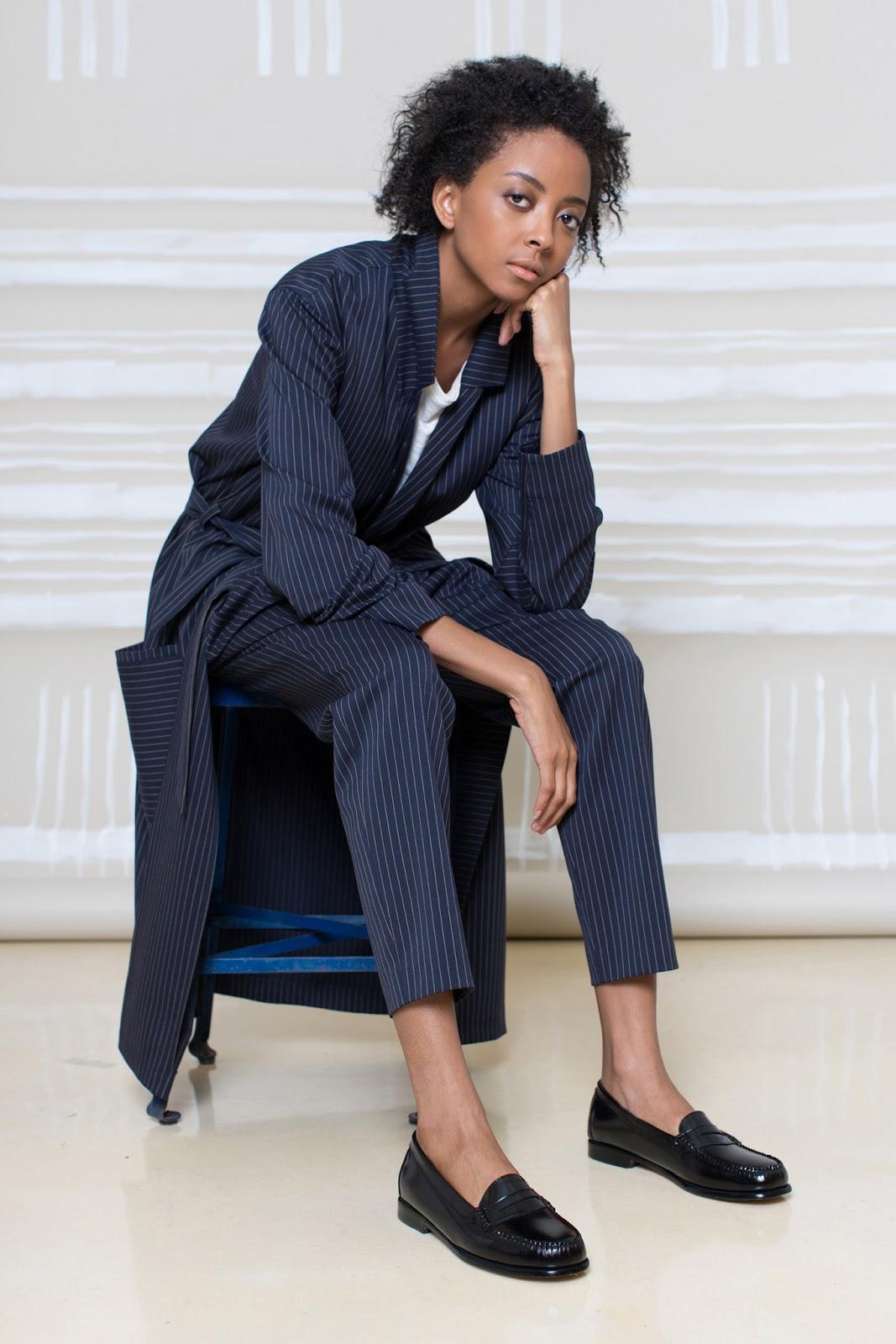 Trend Report | Pinstripe Suit