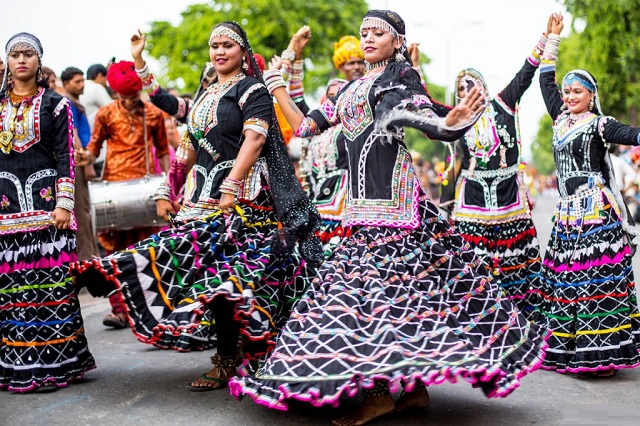 Kalbelia folk songs and dances, Rajasthan