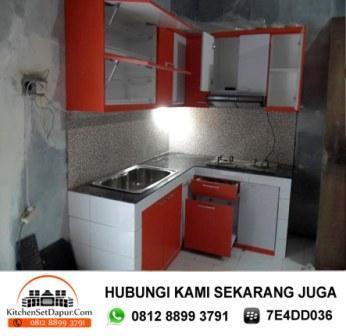 Jasa Pembuatan Kitchen Set Bogor Cara Desain Dapur Minimalis Modern