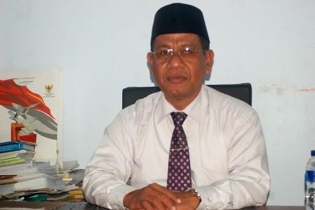 Sekretaris Daerah Kabupaten Bima, Drs.H.Taufik HAK, M.Si
