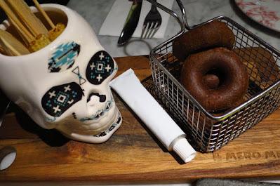 El Mero Mero, huitlacoche donuts