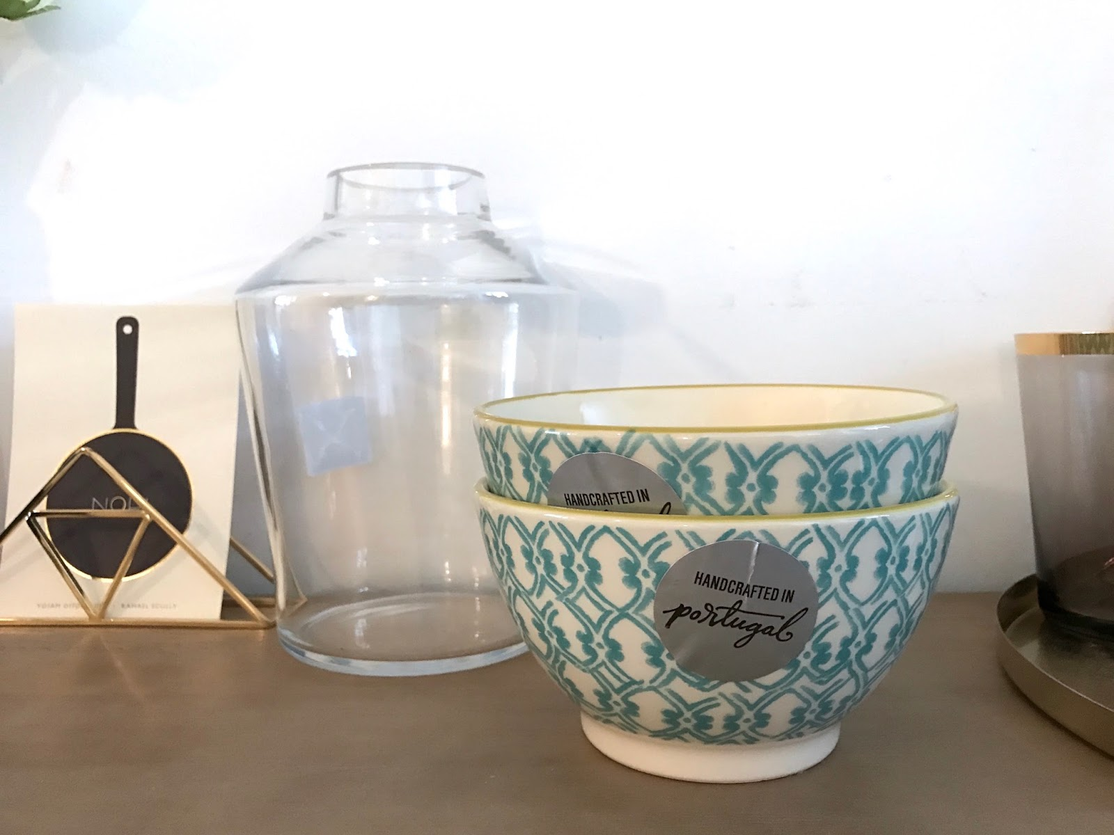 Homeware haul update from tk maxxhomesense lucy loves to eat the glass vase was just 299 and will help me transform that scandi greenery with glass vibe in our living room the bowls are still too new and precious reviewsmspy