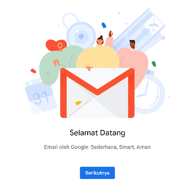 cara membuat akun gmail banyak terbaru 2019