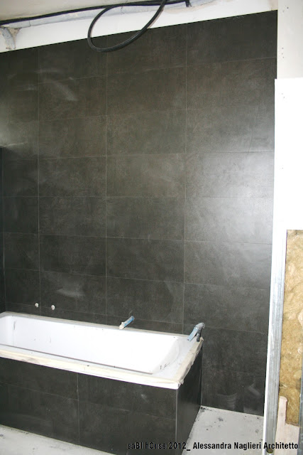 rivestimento ceramiche piastrelle rettificate bathroom rectified tiles