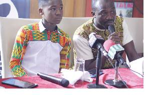 Abraham Attah was paid well for 'Spiderman' role - Manager