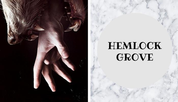 #Hemlock #Grove #Netflix #Horror