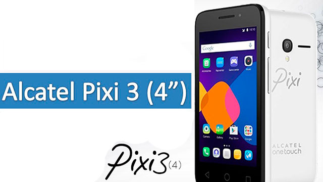 rom stock Alcatel Pixi 3(4) 4003J