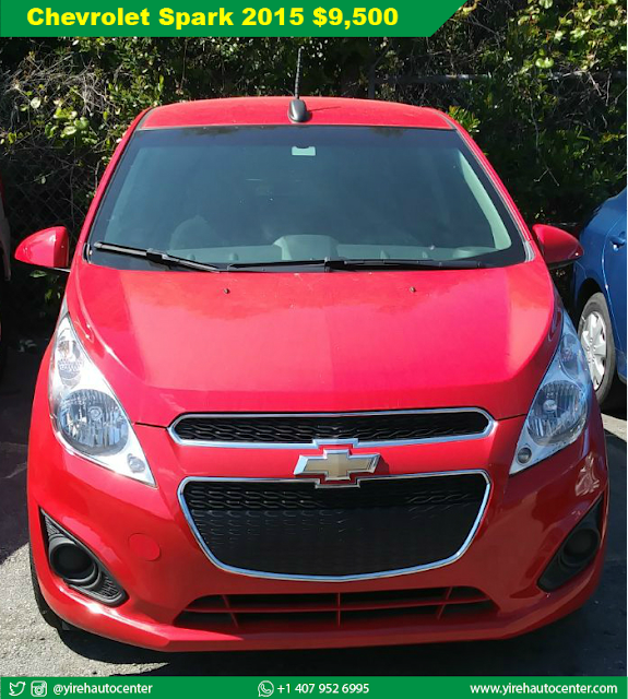 Chevrolet Spark 2015 - Yireh Auto Center