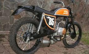 Kumpulan Modifikasi Yamaha RX King Keren dan Unik