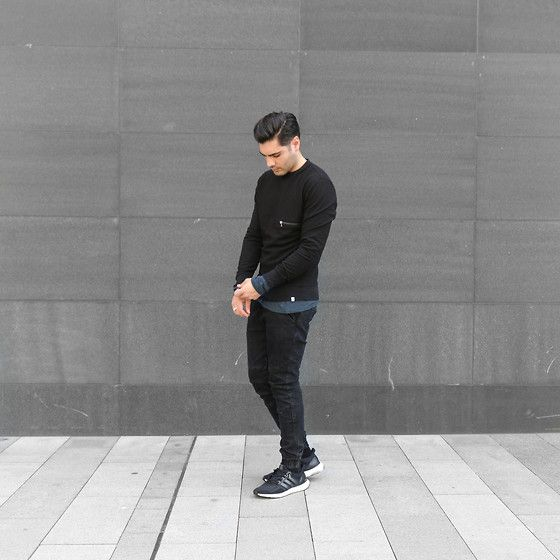 Macho Moda - Blog de Moda Masculina Adidas Ultra Boost Dicas de Looks Masculinos com o Sneaker.