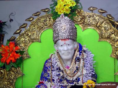 Shirdi Sai Baba - Temple - Avadi, Chennai - #11