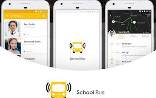 تطبيق لمتابعة الأطفال من البيت إلى المدرسة و العكس